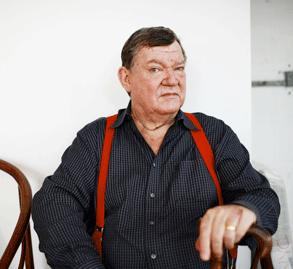 The Main Man - Robert Hughes
