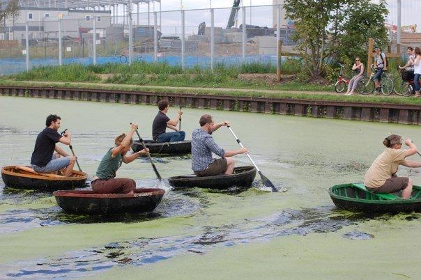 Boat race, Hackney Wicked 09