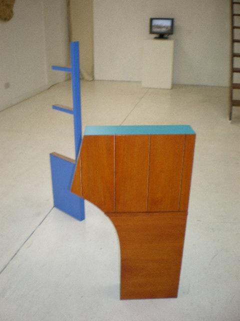 Blue Ocean, Greg Coz, A12 Gallery
