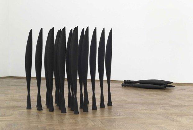 Lucy Skaer, Black Alphabet, Turner Prize 09
